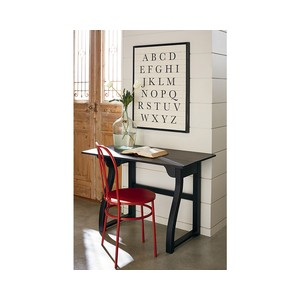 Jo's Black Desk | Magnolia Home