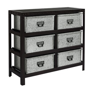 Metal Storage Chest