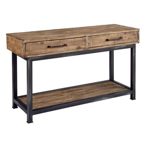 Pier and Beam Console Table