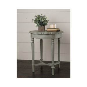 Tall Pie Crust Table   Magnolia Home