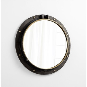Barrel Mirror | Cyan Design