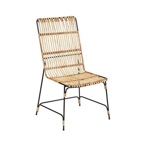 Entwine Rattan Side Chair | Magnolia Home