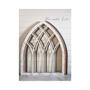 Lancet Window Panel Wall Decor | Magnolia Home