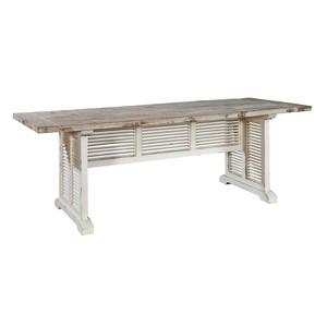 Hampton Dining Table | Furniture Classics