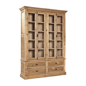 Natural Old Fir Bookcase | Furniture Classics