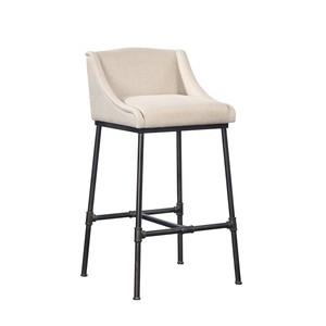 Iron Pipe Barstool   Furniture Classics