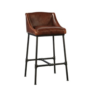 Iron Pipe Barstool
