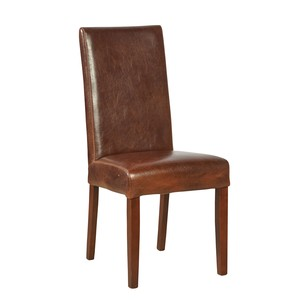 Leather Parsons Chair | Furniture Classics