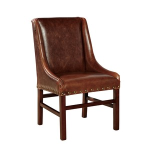 Low Arm Leather Chair | Furniture Classics