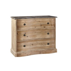 Bluestone Top Chest of Drawers | Furniture Classics