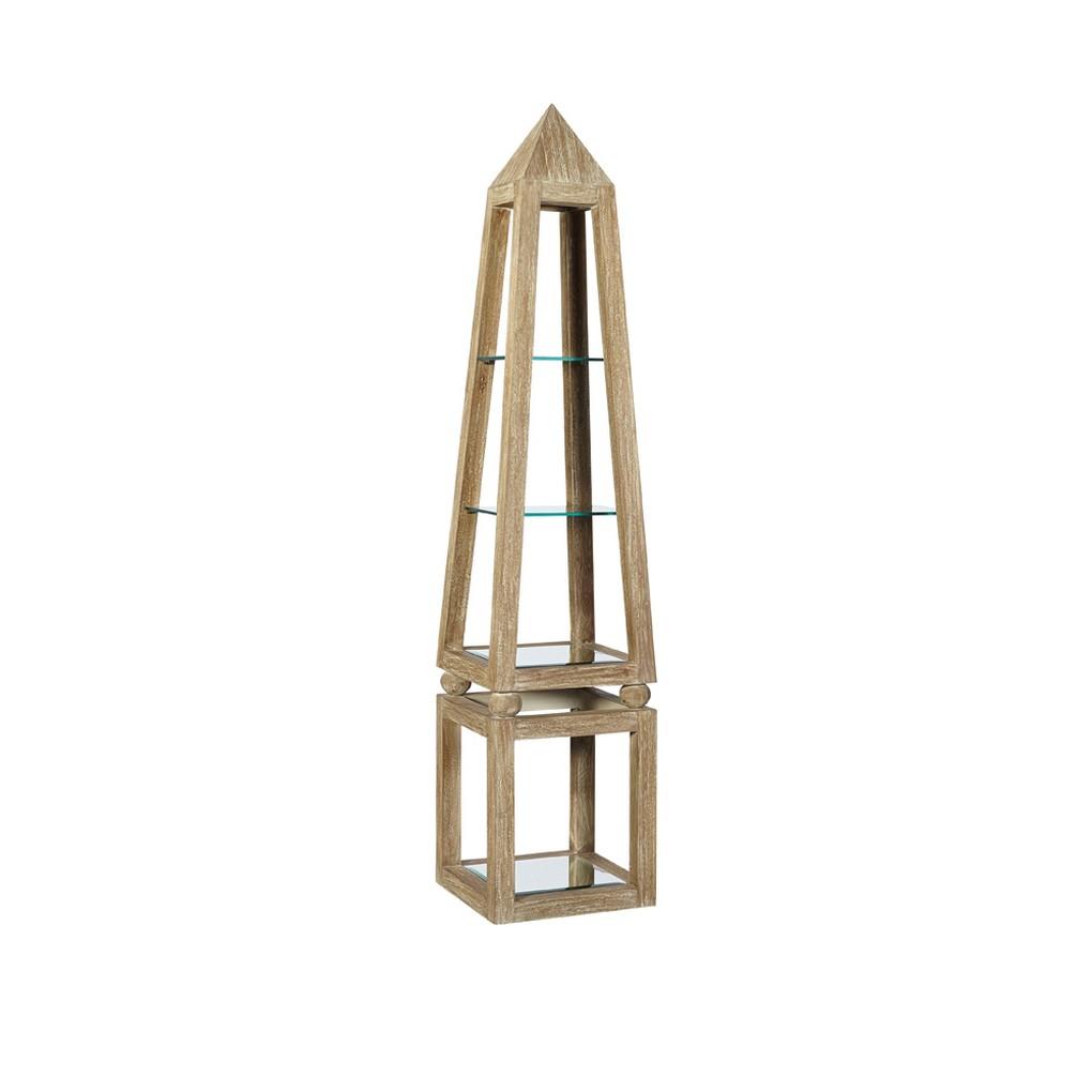 Khafra Pyramid Shelf | Furniture Classics