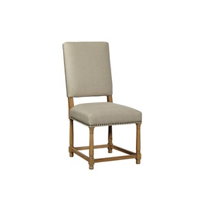 Linen Side Chair | Furniture Classics