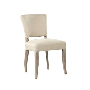 Simple Linen Side Chair | Furniture Classics