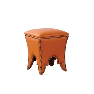 Terracotta Empire Stool