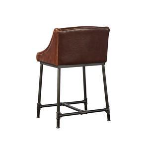 Iron Pipe Counterstool   Furniture Classics
