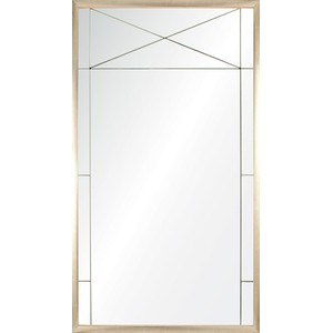 Floated Panel Mirror