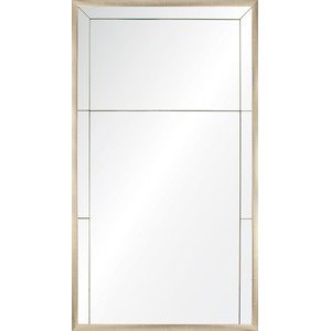 Floated Panel Mirror | Mirror Image Home