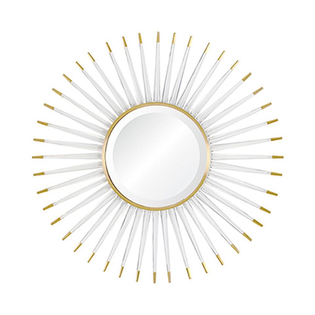 Acrylic Sunburst Mirror | Mirror Image Home