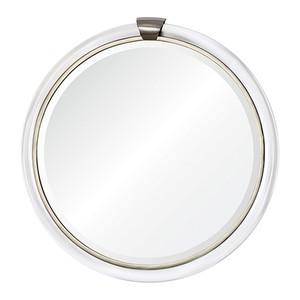 Round with Keystone Mirror