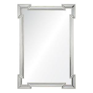 Square Corner Mirror | Mirror Image Home