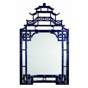 Pagoda Mirror   Mirror Image Home