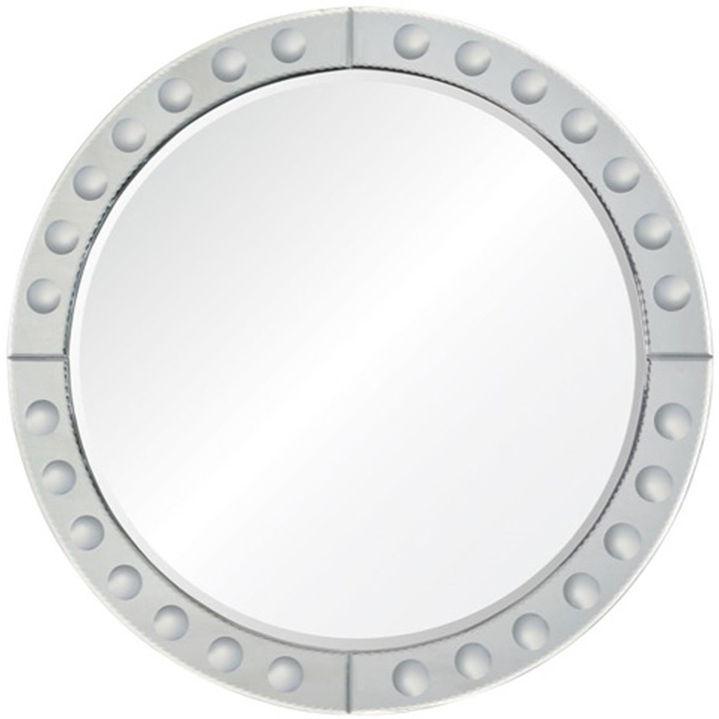 Chanel Round Mirror | Mirror Image Home