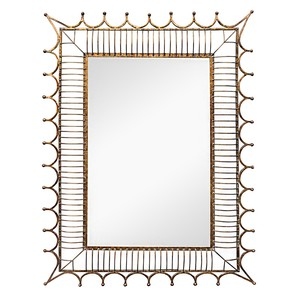Transitional Mirror | Mirror Image Home
