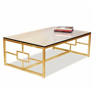 Somrig Cocktail Table | Interlude Home