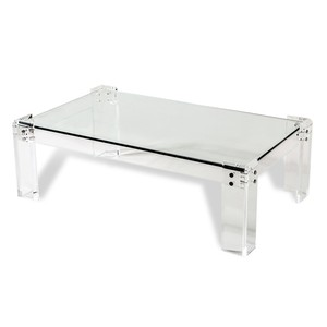 Gwenyth Rectangular Cocktail Table | Interlude Home