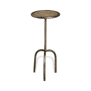 Araby Round Drink Table