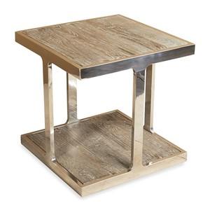 Soto Square Side Table | Interlude Home