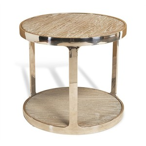 Soto Round Side Table | Interlude Home