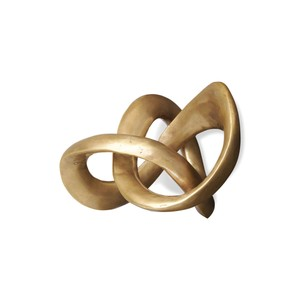 Trefoil Knot Sculpture | Interlude Home