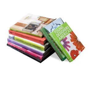 Set of Eight Design Aficionado Coffee Table Books | Interlude Home