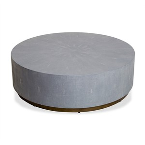 Kenzo Shagreen Cocktail Table | Interlude Home