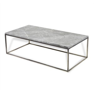 Clovis Cocktail Table in Gray