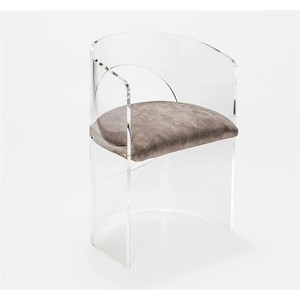 Corin Circle Chair | Interlude Home