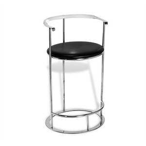 Hayes Barstool in Leather
