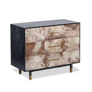 Sierra 3 Drawer Chest in Dusk