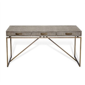 Atherton Shagreen Desk | Interlude Home