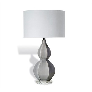 Layla Table Lamp in Gray