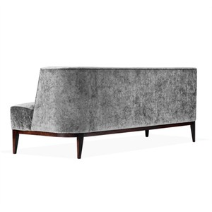 Chloe Condo Sofa in Gray | Interlude Home