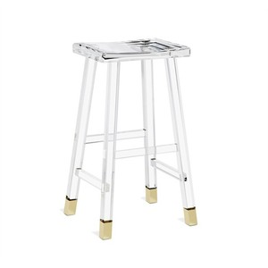 Reva Barstool in Brass | Interlude Home