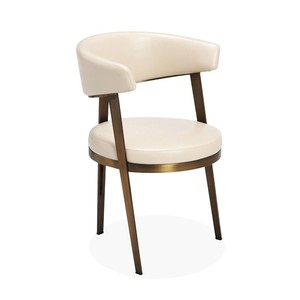 Adele Dining Chair in Cream