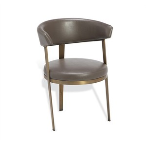 Adele Dining Chair in Gray