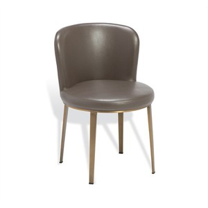Dakota Dining Chair in Gray