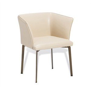 Vivianna Dining Chair in Cream