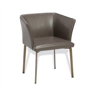 Vivianna Dining Chair in Gray