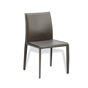 Jada Dining Chair in Gray | Interlude Home