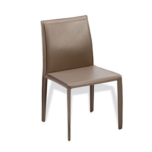 Jada Dining Chair in Taupe | Interlude Home
